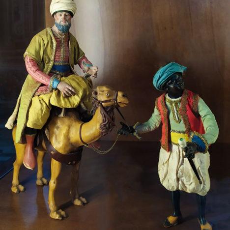 Collezione-GRILLO,-Orientali-con-cammello